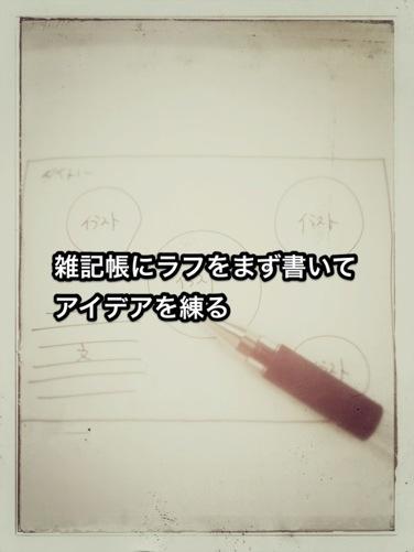 真っ白なページに絵日記を描く前にする、シンプルでオススメのワンステップ